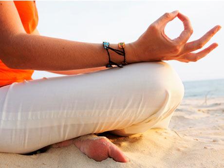 meditação e vizualização